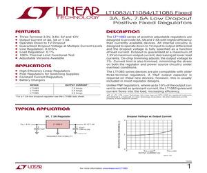 LT1085CM-3.3#TR.pdf