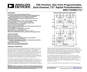 AD5172BRMZ100-RL7.pdf