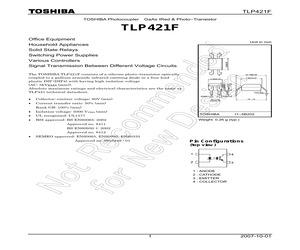 TLP421F(D4-BL,TP4).pdf