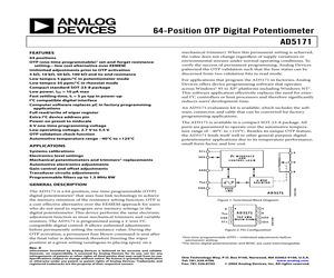 AD5171BRJ50-RL7.pdf