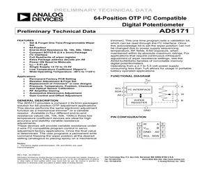 AD5171BRJ10.pdf