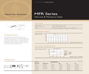 MFR25SDBF115K.pdf