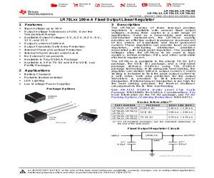 LM78L05ACZ/LFT3.pdf