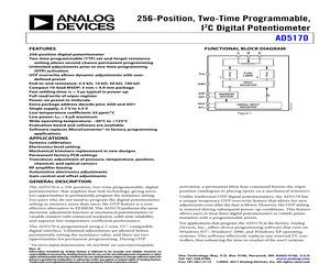 AD5170BRMZ100-RL7.pdf