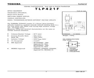 TLP421F.pdf