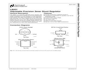 LM431AIMX/NOPB.pdf
