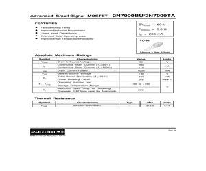 2N7000BUD75Z.pdf