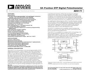 AD5171BRJ100-REEL7.pdf